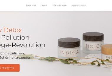 INDICA Skincare Erfahrungen
